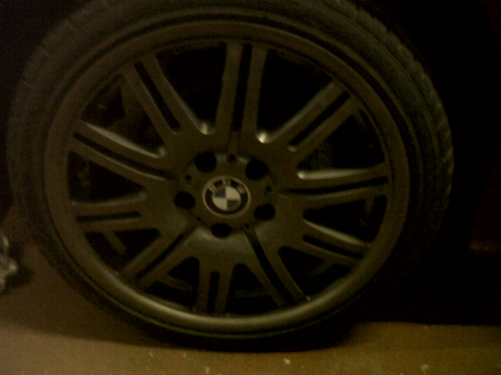 Anthracite M3 Wheels