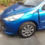Car body repair Partington