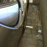 Scuffed bumper repairs stockport