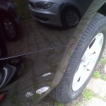 car scratch repairs bolton