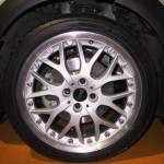 Mini Cooper Alloy Wheel Repair Crewe